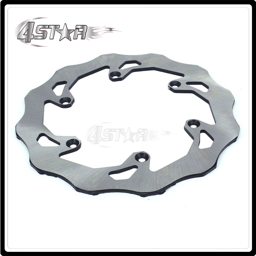 Motorcycle 250MM Front Wavy Brake Disc Rotor For SUZUKI RM125 RM250 DRZ250 DR250 RMX250 DR350 DRZ400 Motocross Enduro Supermoto