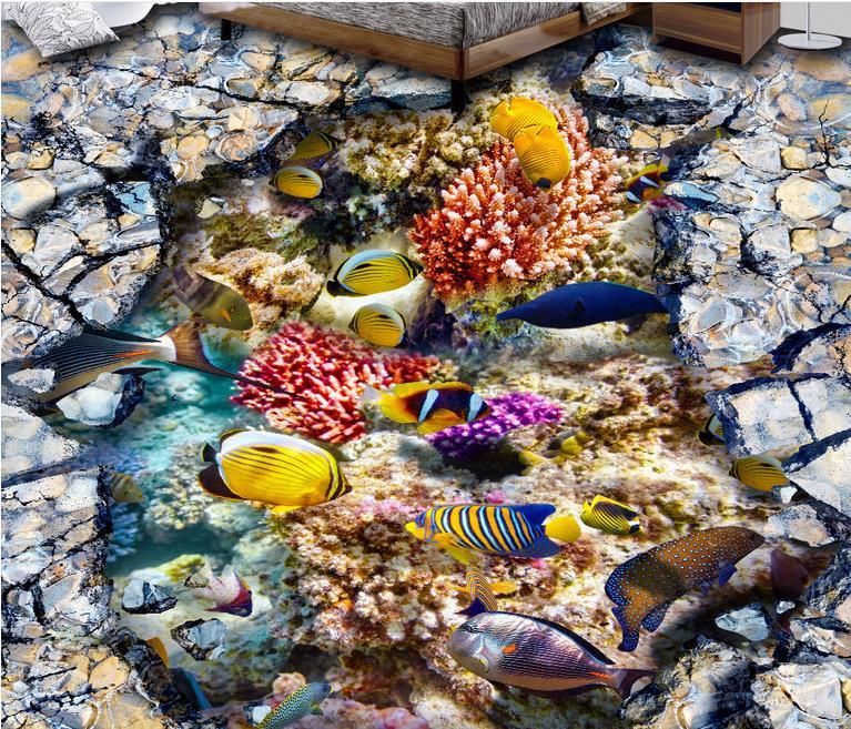 3d floor murals sound absorbing panel 3d floor tiles waterproof kitchen wallpaper vinyl flooring 3d wallpaper murals постельные принадлежности sound choice sound sleep 3d doraemon smn001kt f