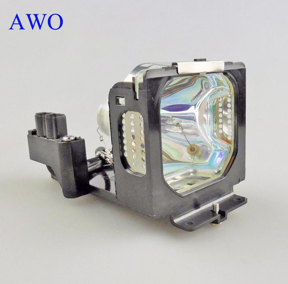 AWO Заміна проектора лампи POA-LMP55 для SANYO - Домашнє аудіо і відео - фото 2