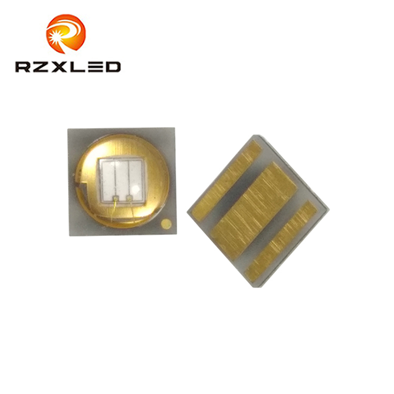 20Pcs/Lot <font><b>LED</b></font> 3W Surface Mount 3535Package UV 365NM 380NM 395NM 400NM <font><b>420NM</b></font> Diode image
