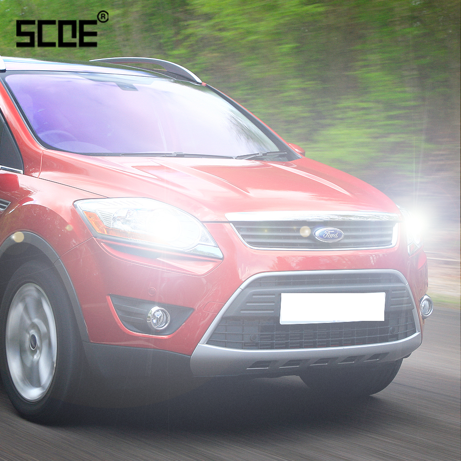 For ford c max kuga maverick mondeo v scoe 2pcs auto high beam super halogen