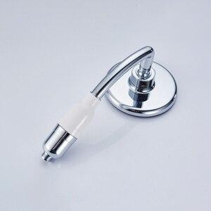 Image 3 - שי רב Fuction גדול כף יד מקלחת ראש 6 אינץ לחץ Boost מפל מקלחת מים באיכות טיהור מקלחת מסנן