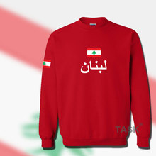 Lebanese Republic Lebanon hoodies men sweatshirt sweat new hip hop streetwear footballer sporting tracksuit nation LBN Arabic