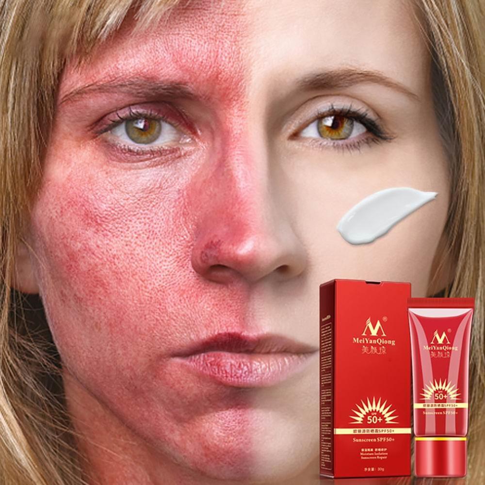 дешево!  Солнцезащитный крем для лица для тела Отбеливающий крем Защитный крем для кожи против старения Масл�