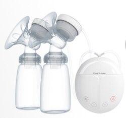 Usb elétrica bomba de leite do bebê mamilo bomba mamilo sucção mamilo mamadeira mamadeira mamadeira cuidados com o bebê er294