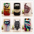 Newest Fashion Hard Painting Cover Case For Alcatel One Touch POP C5 Mobile Phone Good Quality Plastic Cases PY