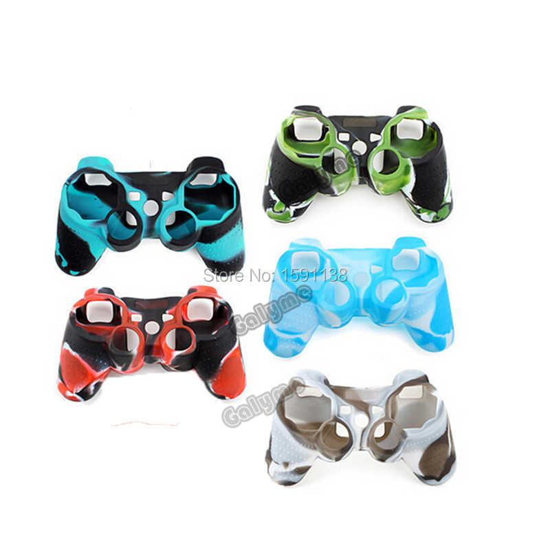 Лидер продаж Multi-модель выбрать силиконовый чехол кожи ручка резиновое покрытие протектор для Playstation 3 PS3 игровой контроллер Dualshock 3