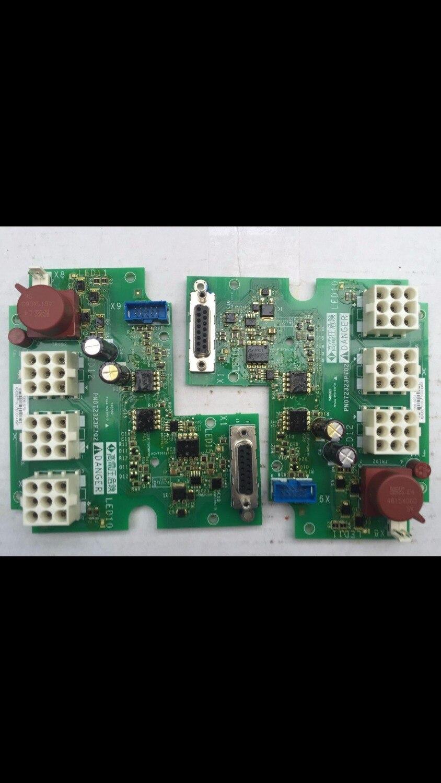 New PN072323P702 and VZ3F1113 inverter ATV61 series fan plate/brake plate cxa l0612 vjl cxa l0612a vjl vml cxa l0612a vsl high pressure plate inverter
