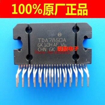1pcs/lot TDA7850A TDA7850 ZIP-25 In Stock original 1pcs egg06 06 goods in stock