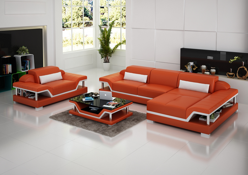US $1420.0 |Italian style modern sofa living room furniture leather sofa-in  Living Room Sets from Furniture on AliExpress - 11.11_Double 11_Singles\' ...