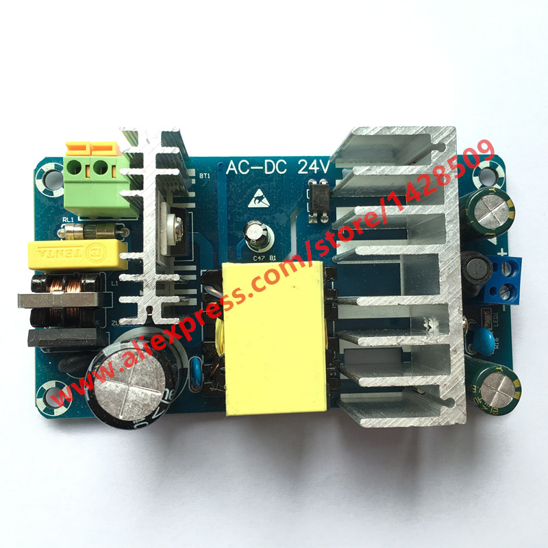 LED Power Supply 4A To 6A 24V Switching Power Supply Board AC DC Power Module AC Converter 100W Regulated Transformer ews dc 24v 15a switching power supply transformer regulated