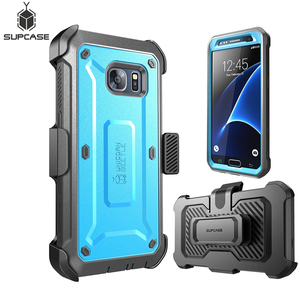 Image 1 - For Samsung Galaxy S7 Case SUPCASE UB Pro Series Full Body Rugged Holster Protective Cover Case WITH Built in Screen Protector