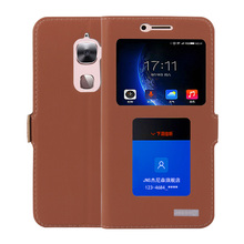 Top Quality Classic Genuine Leather Stand Cover Case For Letv Leeco Le 2 X620 / Le 2 Pro X20 X25 Flip Phone Bag