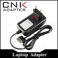 O envio gratuito de alta qualidade 15 v 1.2a 18 w adaptador ac carregador de bateria para asus eee pad transformer tf300tg tf101g tablet