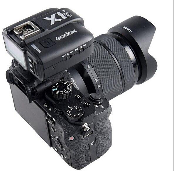 Godox TT600 TT600S Flash 2.4G Speedlite inalámbrico + X1T-C / N / S - Cámara y foto - foto 5