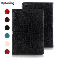 For Apple Ipad Pro 10 5 Case PU Leather Crocodile Pattern Flip Cover Anti Dust Tablet