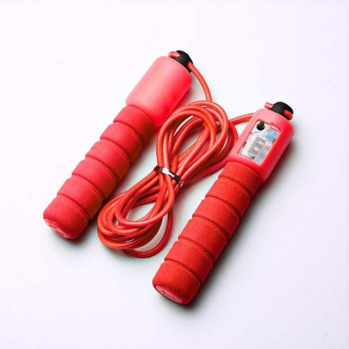Jump Ropes with Counter, Adjustable,  Counting Jump Skip Rope Skipping Wire 17