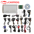 ECU Chip Tuning Herramienta V9.31 Carprog 21 Adaptadores Car Prog Programador Airbag/Radio/Tablero/IMMO/ECU Herramienta de Reparación de Automóviles