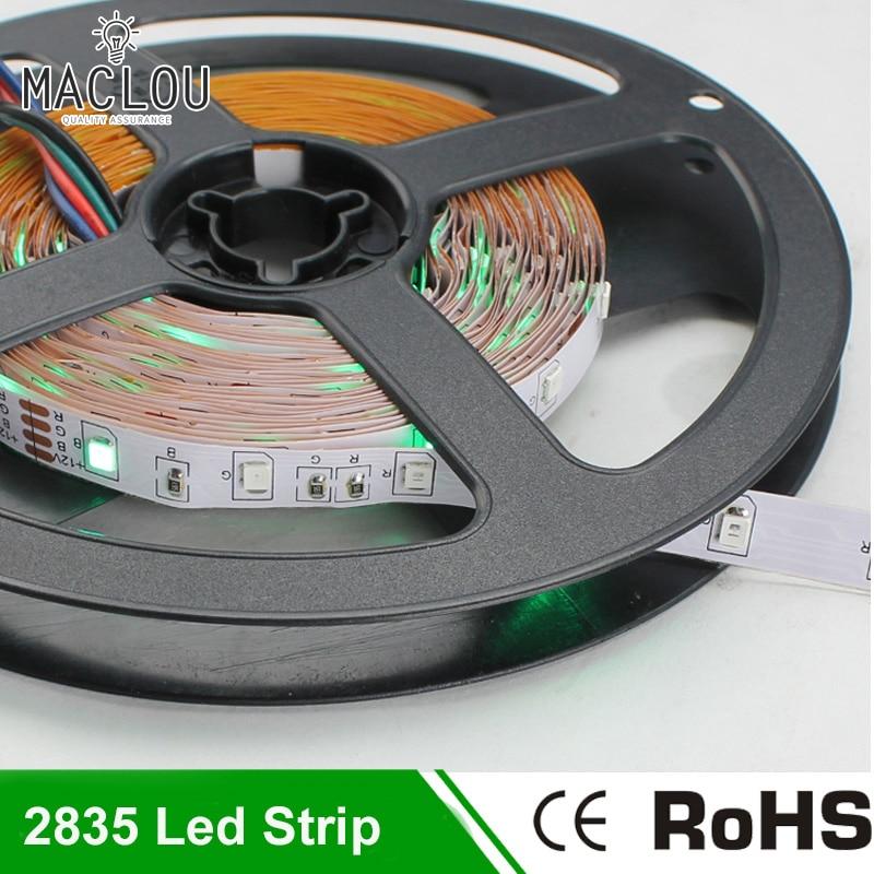 12V nem vízálló LED csík fénylámpák 5M 300 led SMD 2835 LED - LED Világítás