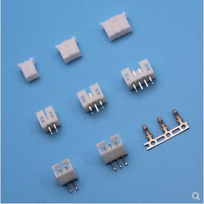 3set 2.0mm space pitch PH2.0mm needles Connectors terminals plug socket terminals