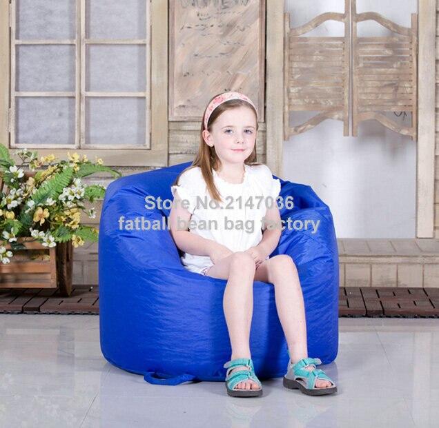Bambini bean bag chair, prouf beanbag allaperto, esterno sit mobiliBambini bean bag chair, prouf beanbag allaperto, esterno sit mobili