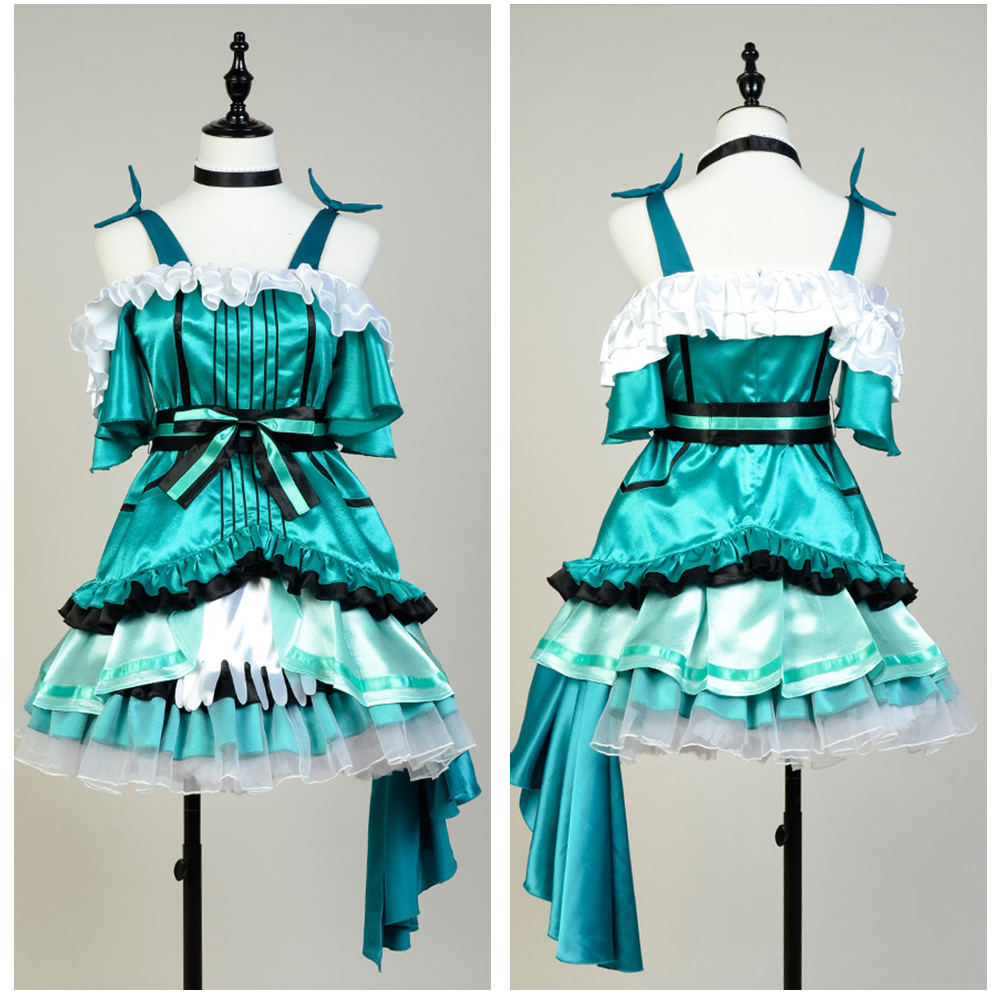 Love Live! Love Live Minami Kotori Cosplay Kira Kira Sensation Costume Full set uniform Cosplay Halloween carnival costume