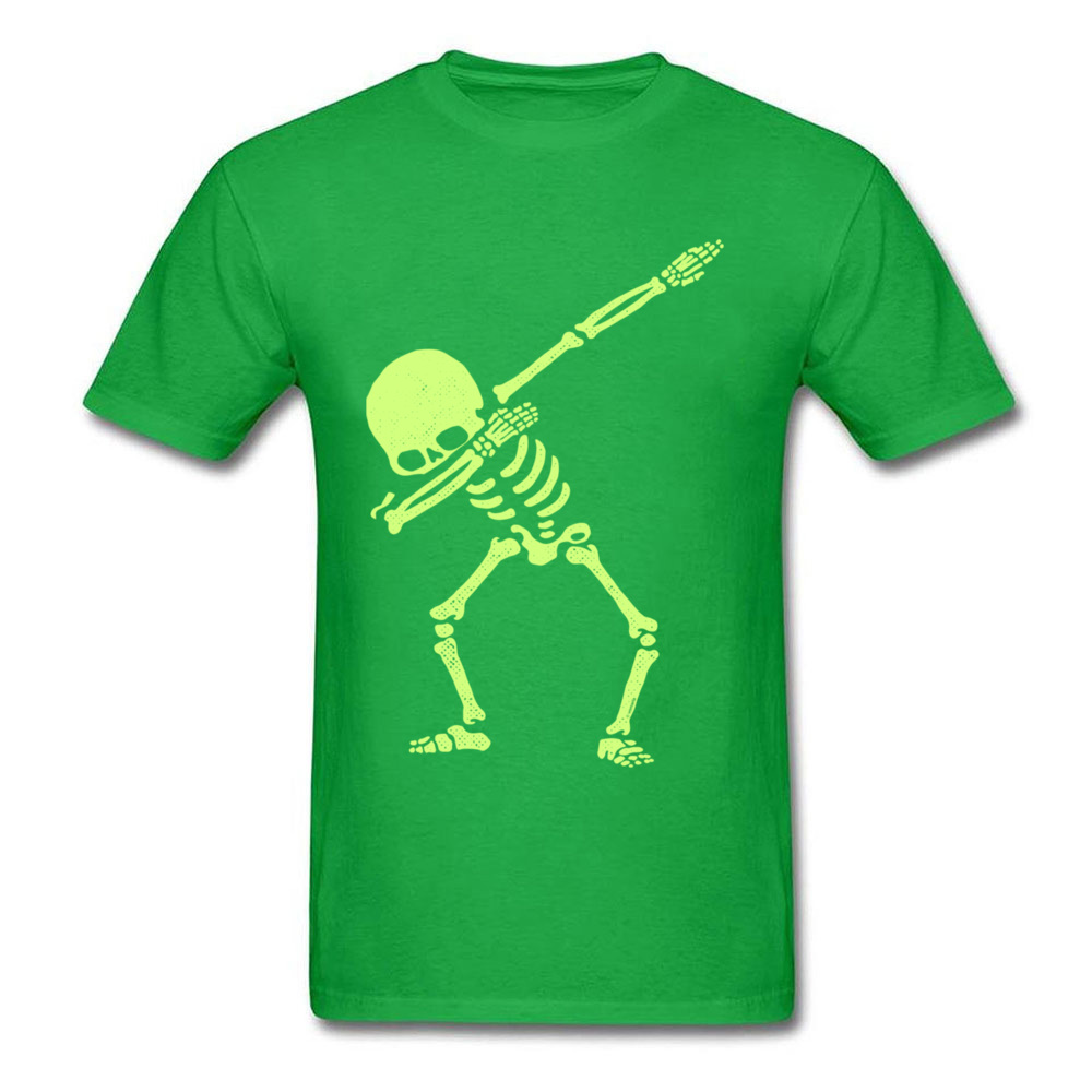 dabbing skeleton 1363_green