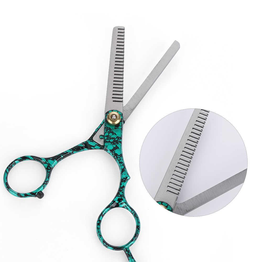 6 inch salon hair
