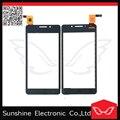 """Tela de toque Original New 4.5 """"DNS S4503 S4503Q SmartPhone Frente do painel de Toque Digitador Sensor de Vidro Substituição Grátis"""