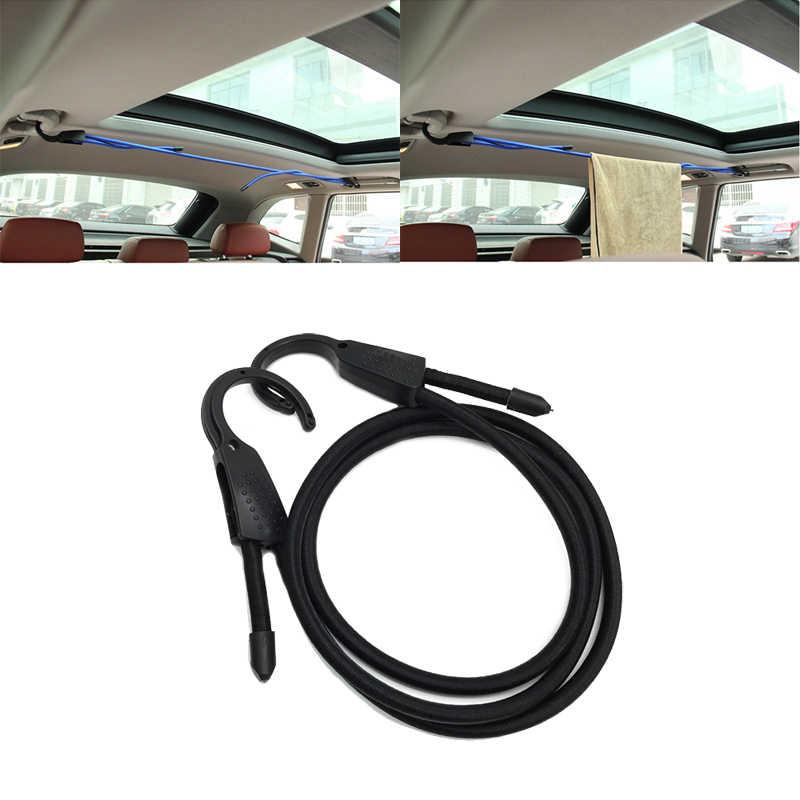 JEAZEA многофункциональный автомобильный трос висячая веревка эластичность багаж фиксированная дорожная обувь для одежды автомобиля домашняя одежда