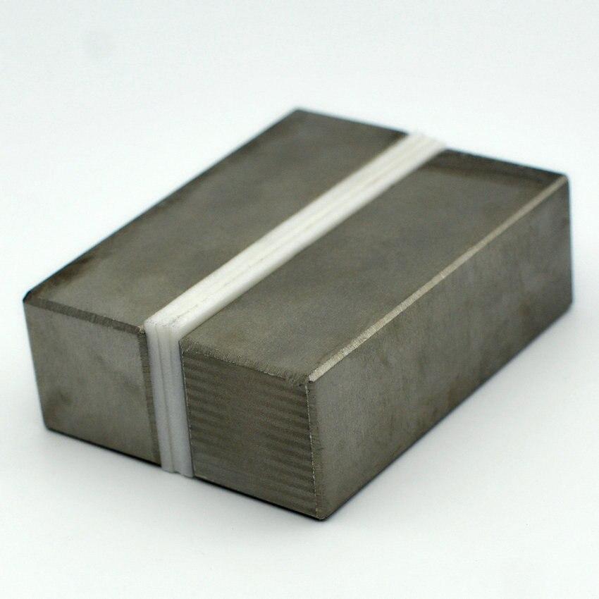 1 шт. SmCo Магнитный блок 3 ''x 1'' x 1 ''индивидуальные 25,4x25,4x350 мм YXG28H 76,2 градусов C высокая температура. Сильный Постоянный редкоземельных магнитов