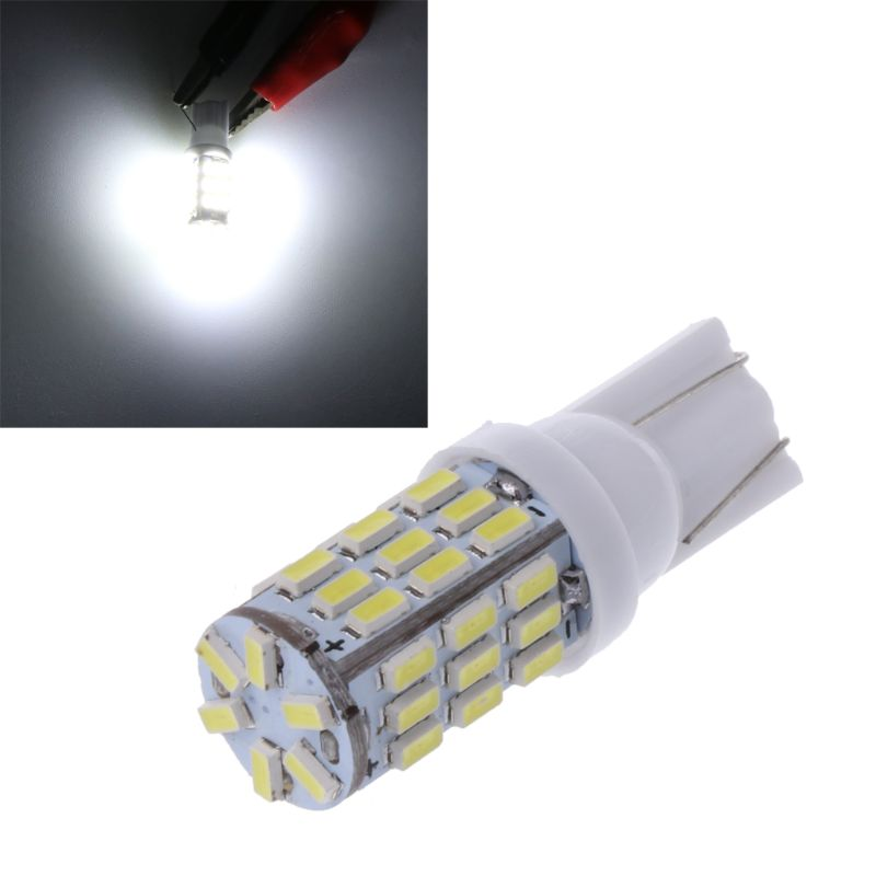 T10 Led 168 192 2825 W5W Super Bright 42 SMD 3014 LED Auto Wedge Marker Light Bulb Car Clearance Lamp 12V