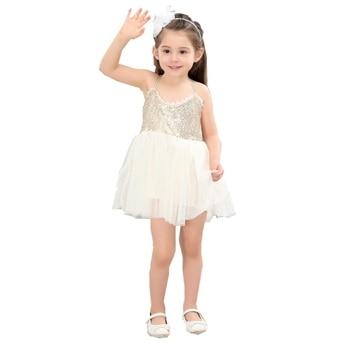 32d9d7e13 2019 nuevos vestidos de niñas de oro con Apliques de encaje para bebés y  bebés, ropa de bautismo, ...
