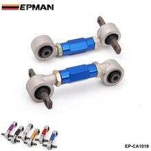 Задний Развал Комплект 10 мм отверстие для Honda Civic EK/EG(серебро, синий, красный, золотой, фиолетовый, черный) EP-CA1019