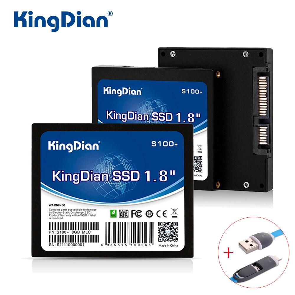 KingDian SSD 8GB S100 3 Years Warranty High Performance SATA SATA2 Hard Drive font b Disk