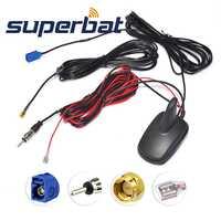 Superbat DAB/DAB +/GPS/FM/AM samochód radio cyfrowe wzmacniany anteny antena do montażu montowane na dachu antena dla Auto DAB