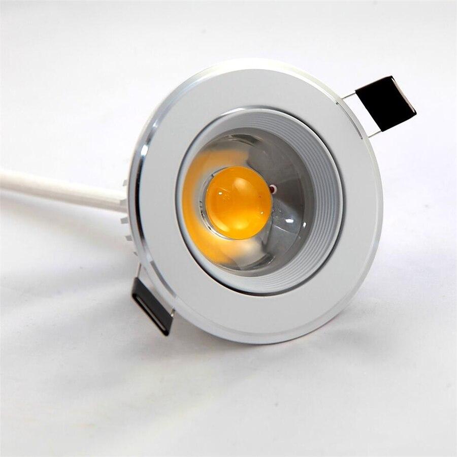 Led Plafon 24 Cob Superbright Daftar Harga Terbaru Dan Terupdate Lampu Kabin Plasma Mata 36mm X 26mm White Free Dimmable Downlight 5w 10w 20w Ceiling Recessed Spot Light Super Bright Plafond
