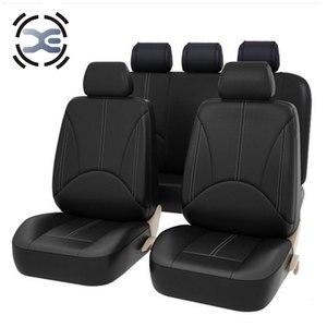 5 Seats Artificial Leather Sea