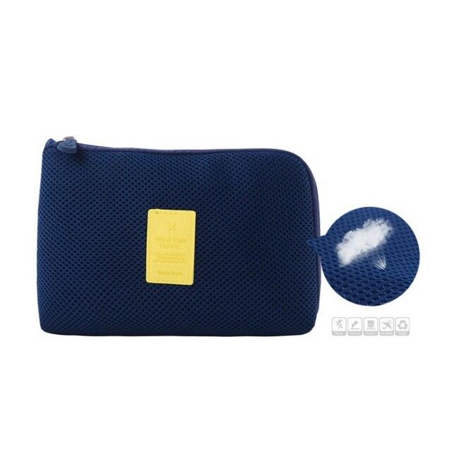 580e2420e0cb Fashion Organizer System Kit Case Portable Storage Bag Digital Gadget  Devices USB Cable Headset Pen Travel