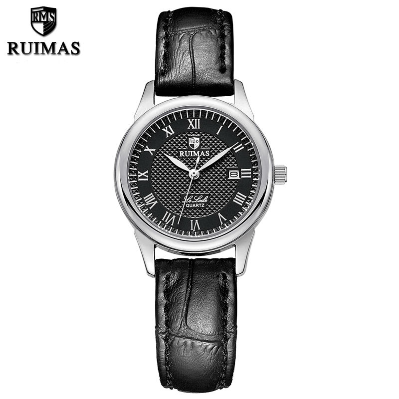 RUIMAS Fashion Quartz Women Watches Top Brand Luxury Sapphire Crystal Ladies Watch Relogio Feminino Mujer Wristwatch for Girl top ochstin brand luxury watches women 2017 new fashion quartz watch relogio feminino clock ladies dress reloj mujer