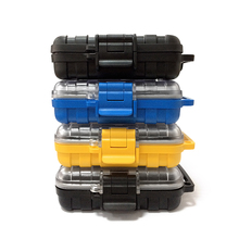 Earphone Waterproof Case Drop Resistance Protective Box Case Portable IEM In ear Monitor Case Box