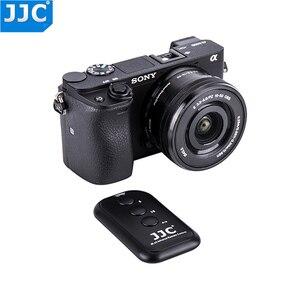 Image 5 - JJC IR אלחוטי עבור Sony NEX5 NEX 5N NEX 5R NEX 6 NEX 7 NEX 5T NEX 5C A7RII A7S A7II A6000 A77II A7 a7R IV A99