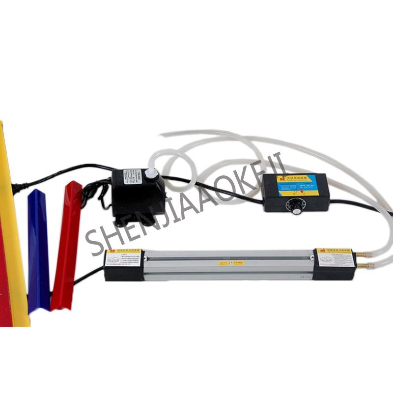 125cm ماشین خنک کننده اکریلیک Plexiglass PVC صفحه پلاستیکی دستگاه خم شدن علائم تبلیغاتی و جعبه نور