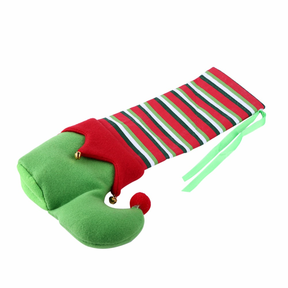popular elf stockings buy cheap elf stockings lots from china elf
