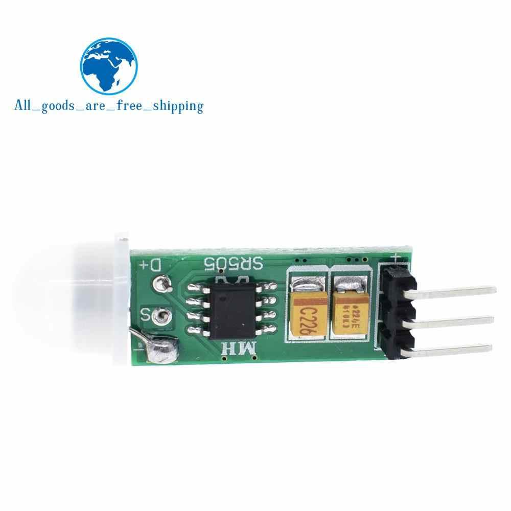 TZT HC-SR505 мини инфракрасный датчик движения PIR точный инфракрасный детектор модуль для Arduino модуль переключения датчика тела зондирования