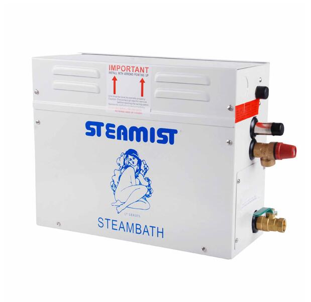 New 9KW 220-240V Steam Generator Sauna Bath SPA Shower with ST-135M controller Free shipping