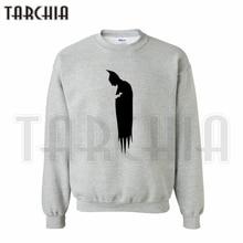TARCHIA 2019 European Style fashion casual Parental Super Hero lonely Batman hoodies sweatshirt personalized man coat