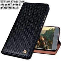 ND03 genuine leather flip case for Sony Xperia Z3 Compact(4.6') phone case for Sony Xperia Z3 mini phone cover free shipping