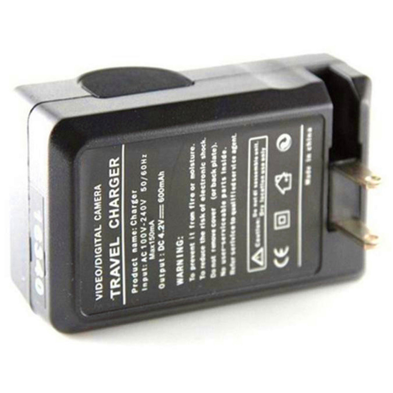 2x 2000mAh 16340 Rechargeable Li-ion Battery For LED Flashlight+CR123A Charger Drop Shipping