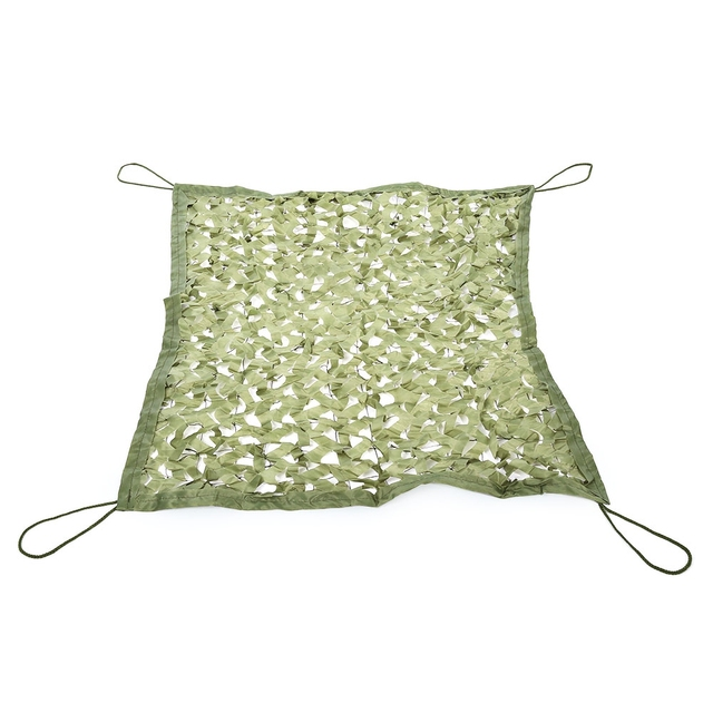 1 x 1M Hunting Jungle Cover Woodland Military Camouflage Net Camo Netting Cover Camping Tent Car Shade Cloths Cover sun shelter